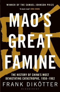 Mao's Great Famine - Dikötter, Frank