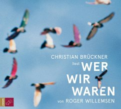 Wer wir waren, 1 Audio-CD - Willemsen, Roger