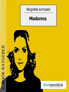 Biografie kompakt - Madonna (eBook, ePUB) - White, Adam