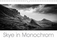9783665563226 - Mulder / Corsa Media, Michiel: Skye in Monochrom (Wandkalender 2017 DIN A4 quer) - Book