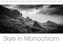 9783665563257 - Mulder / Corsa Media, Michiel: Skye in Monochrom (Tischkalender 2017 DIN A5 quer) - Libro