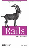 Rails Pocket Reference (eBook, ePUB)