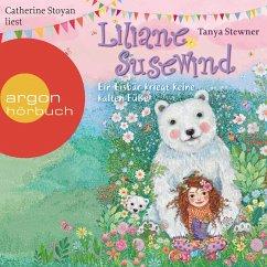 Ein Eisbär kriegt keine kalten Füße / Liliane Susewind Bd.11 (MP3-Download) - Stewner, Tanya