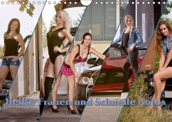 9783665563387 - Böhm, Christian: Heiße Frauen und schnelle Autos (Wandkalender 2017 DIN A4 quer) - Το βιβλίο