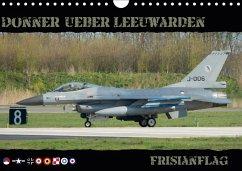 9783665563981 - Weber, Thomas: Donner ueber Leeuwarden (Wandkalender 2017 DIN A4 quer) - 書