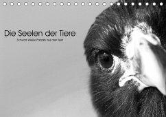 9783665563301 - Skrypzak, Rolf: Die Seelen der wilden Tiere (Tischkalender 2017 DIN A5 quer) - کتاب
