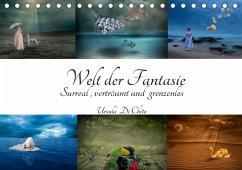 9783665564124 - Di Chito, Ursula: Welt der Fantasie - Surreal, verträumt und grenzenlos (Tischkalender 2017 DIN A5 quer) - Buch
