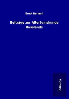 Beiträge zur Altertumskunde Russlands