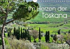 9783665564131 - Heußlein, Jutta: Im Herzen der Toskana (Wandkalender 2017 DIN A4 quer) - Buch