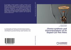 Chemo-synthesis and Characterizations of Zn Doped CoS Thin Films