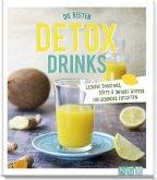 Die besten Detox-Drinks