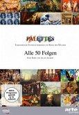 Palettes - alle 50 Folgen (17 Discs)