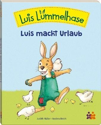 Buch-Reihe Luis Lümmelhase