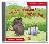 Kleiner Maulwurf - großer Tag, Audio-CD