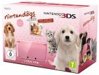 Nintendo 3DS korallenrosa inkl. Nintendogs + Cats Golden Retriever