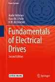 Fundamentals of Electrical Drives (eBook, PDF)