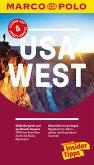 MARCO POLO Reiseführer USA West (eBook, PDF)