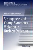 Strangeness and Charge Symmetry Violation in Nucleon Structure (eBook, PDF)