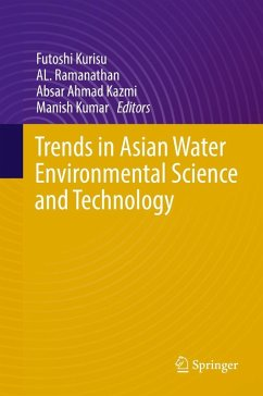 Trends in Asian Water Environmental Science and Technology (eBook, PDF)