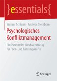 Psychologisches Konfliktmanagement (eBook, PDF)