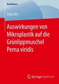Auswirkungen von Mikroplastik auf die Grünlippmuschel Perna viridis (eBook, PDF)