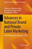 Advances in National Brand and Private Label Marketing (eBook, PDF)