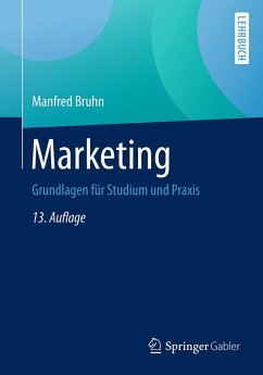 Marketing (eBook, PDF) - Bruhn, Manfred