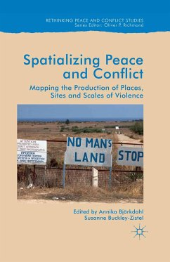 Spatialising Peace and Conflict (eBook, PDF)