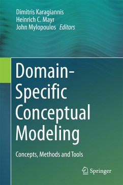 Domain-Specific Conceptual Modeling (eBook, PDF)