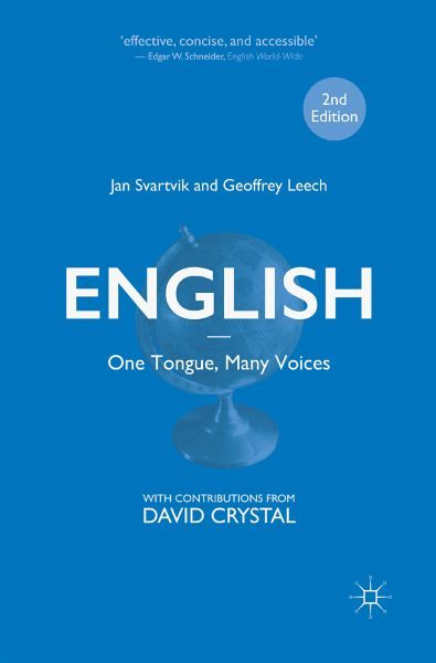 English - One Tongue, Many Voices (eBook, PDF)