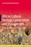 African Cultural Heritage Conservation and Management (eBook, PDF)
