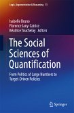 The Social Sciences of Quantification (eBook, PDF)