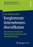 Konglomerate Unternehmensdiversifikation (eBook, PDF)