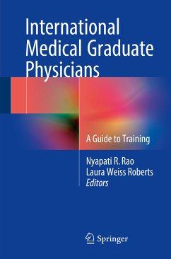 International Medical Graduate Physicians (eBook, PDF)