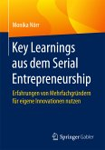 Key Learnings aus dem Serial Entrepreneurship (eBook, PDF)
