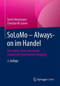 SoLoMo ? Always-on im Handel (eBook, PDF)