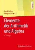 Elemente der Arithmetik und Algebra (eBook, PDF)