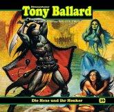 Tony Ballard - Die Hexe und ihr Henker, 1 Audio-CD
