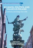 Religion, Politics, and Values in Poland (eBook, PDF)