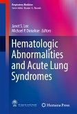 Hematologic Abnormalities and Acute Lung Syndromes (eBook, PDF)