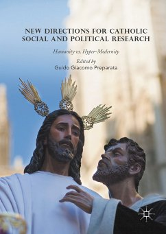 New Directions for Catholic Social and Political Research (eBook, PDF)