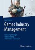 Games Industry Management (eBook, PDF)