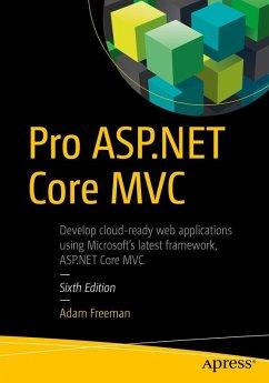 Pro ASP.NET Core MVC (eBook, PDF) - Freeman, Adam