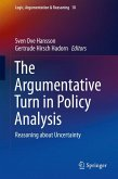 The Argumentative Turn in Policy Analysis (eBook, PDF)