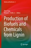 Production of Biofuels and Chemicals from Lignin (eBook, PDF)
