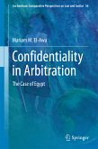 Confidentiality in Arbitration (eBook, PDF)