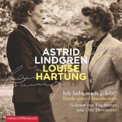 Ich habe auch gelebt! (MP3-Download) - Lindgren, Astrid; Hartung, Louise