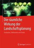 Die räumliche Wirkung der Landschaftsplanung (eBook, PDF)