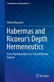 Habermas and Ricoeur's Depth Hermeneutics (eBook, PDF)