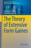 The Theory of Extensive Form Games (eBook, PDF)